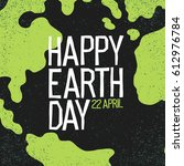 """earth day  22 april"" postcard... 