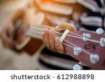 little musician | Shutterstock . vector #612988898