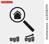 search house  icon  vector best ...