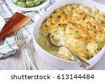 Cauliflower Gratin With...