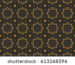 stylized background of... | Shutterstock . vector #613268396