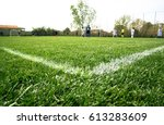 Soccer Field View From The...