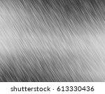 metal  stainless steel texture... | Shutterstock . vector #613330436