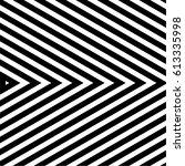 diagonal stripes vector... | Shutterstock .eps vector #613335998