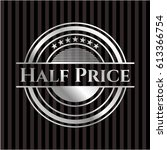 Half Price Silver Badge Or...