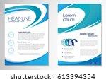 template vector design for... | Shutterstock .eps vector #613394354
