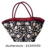 Woman Bag With Hand Made...