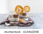 Smoothie With Coconut Milk...