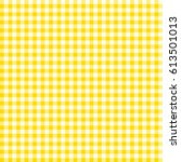 seamless checkered vector... | Shutterstock .eps vector #613501013
