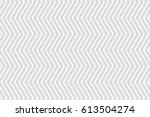 zig zag parallel lines seamless ... | Shutterstock .eps vector #613504274
