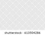 bicolor diamonds seamless... | Shutterstock .eps vector #613504286