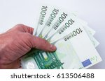 Various Notes Of Euro In The...