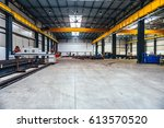 Big Industrial Hall With Cnc...