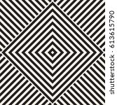 repeating geometric stripes... | Shutterstock .eps vector #613615790