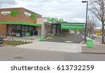 seattle  washington usa   march ... | Shutterstock . vector #613732259