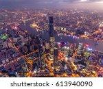 shanghai | Shutterstock . vector #613940090