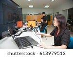 bangkok  thailand   november 17 ... | Shutterstock . vector #613979513