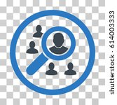 search people icon. vector... | Shutterstock .eps vector #614003333