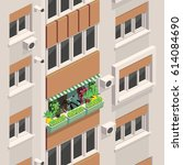 Isometric Illustrations With...