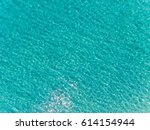 Aerial View Of Sea Surface. To...