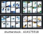 abstract vector business...   Shutterstock .eps vector #614175518