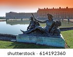 palace of versailles | Shutterstock . vector #614192360
