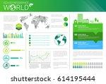 world environmental protection...   Shutterstock .eps vector #614195444