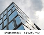 modern office building | Shutterstock . vector #614250740