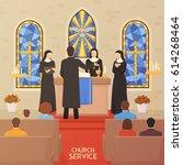 Church Service Communal Worshi...