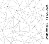 seamless vector polygon pattern....   Shutterstock .eps vector #614283026