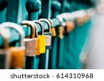 Symbolic Love Padlocks Fixed T...