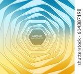 summer background. abstract... | Shutterstock .eps vector #614387198