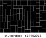 abstract square   illustration  ... | Shutterstock .eps vector #614402018