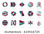15 business icons | Shutterstock .eps vector #614416724