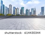 panoramic skyline and buildings ... | Shutterstock . vector #614430344