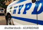 new york city   jun 9  classic... | Shutterstock . vector #614483468