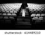 Mysterious Woman  Horror Scene...