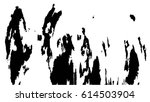grunge black and white urban... | Shutterstock .eps vector #614503904