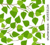 Seamless Pattern With Branch O...