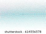 light pink  blue vector banners ...   Shutterstock .eps vector #614556578