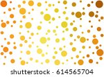 Light Orange Vector Banner Set...