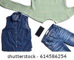 women's clothing  jeans  shirt