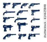 vector guns  handguns and
