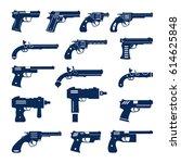 vector guns  handguns and