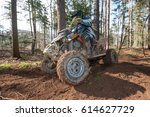 vransko  slovenia  april 02 ... | Shutterstock . vector #614627729