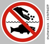 Do Not Feed The Fish. It Is No...