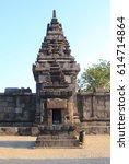 Small photo of Prambanan or Candi Rara Jonggrang is a Hindu temple compound in Jogjakarta, Java, Indonesia, dedicated to the Trimurti: the Creator (Brahma), the Preserver (Vishnu) and the Destroyer (Shiva).