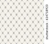 abstract seamless pattern.... | Shutterstock .eps vector #614718923