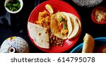 Platen Mexican Meal