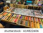 prachuap khiri khan  thailand   ...   Shutterstock . vector #614822606
